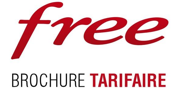L'art et la manière : Les tarifs selon free.fr